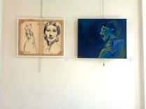 Anastasia Zoé Souliotou, deux tableaux pour Maria Callas