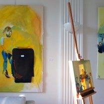 Anastasia Zoé Souliotou, trois tableaux