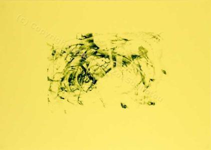 Αναστασία Ζωή Σουλιώτου, Κίνηση μέσα σε βαγόνι (αρνητικό), Μεταξοτυπία, A2, 2010