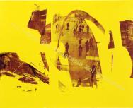 Αναστασία Ζωή Σουλιώτου, Φωτεινό Canary, Μεταξοτυπία, A2, 2010